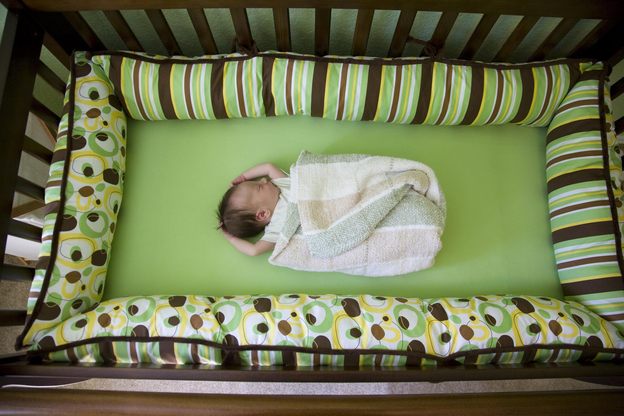 White Noise Machines Could Hurt Babies Hearing Study