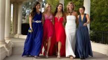 High School Girl Prom Dress