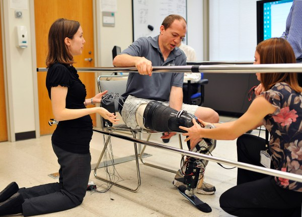 Engineering Prosthetic Legs