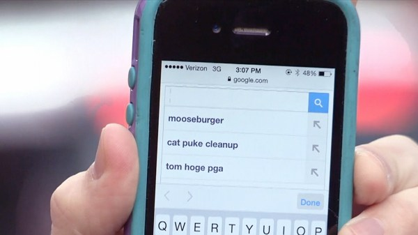 People Share Outrageous Hilarious Google History 'tonight Show'