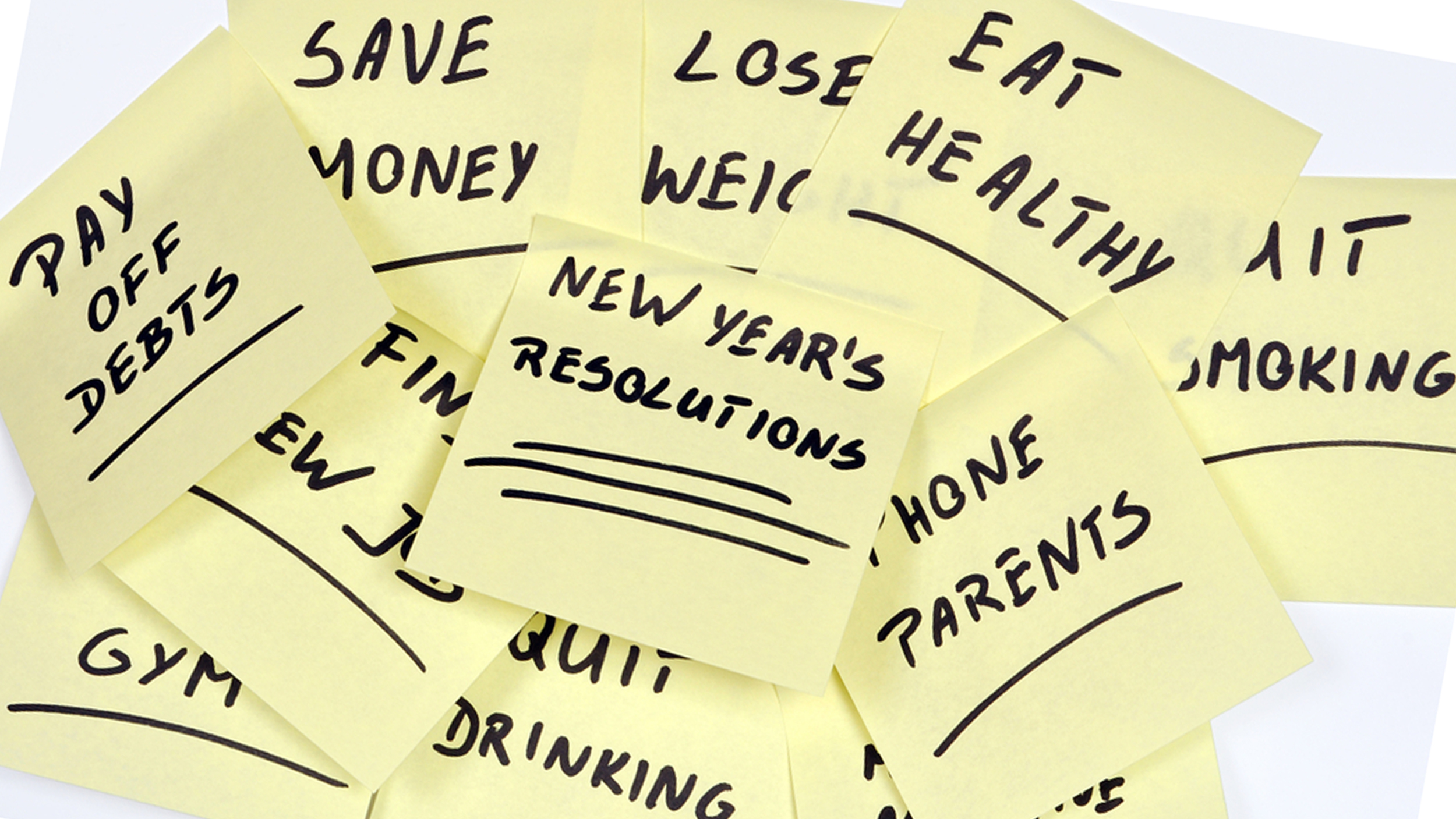 5 New Year S Resolutions You Ll Break And How To Change