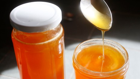 Image result for honey prevent colds and flu