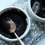 Deep Chocolate Truffle Lava Mug Cakes Today Com