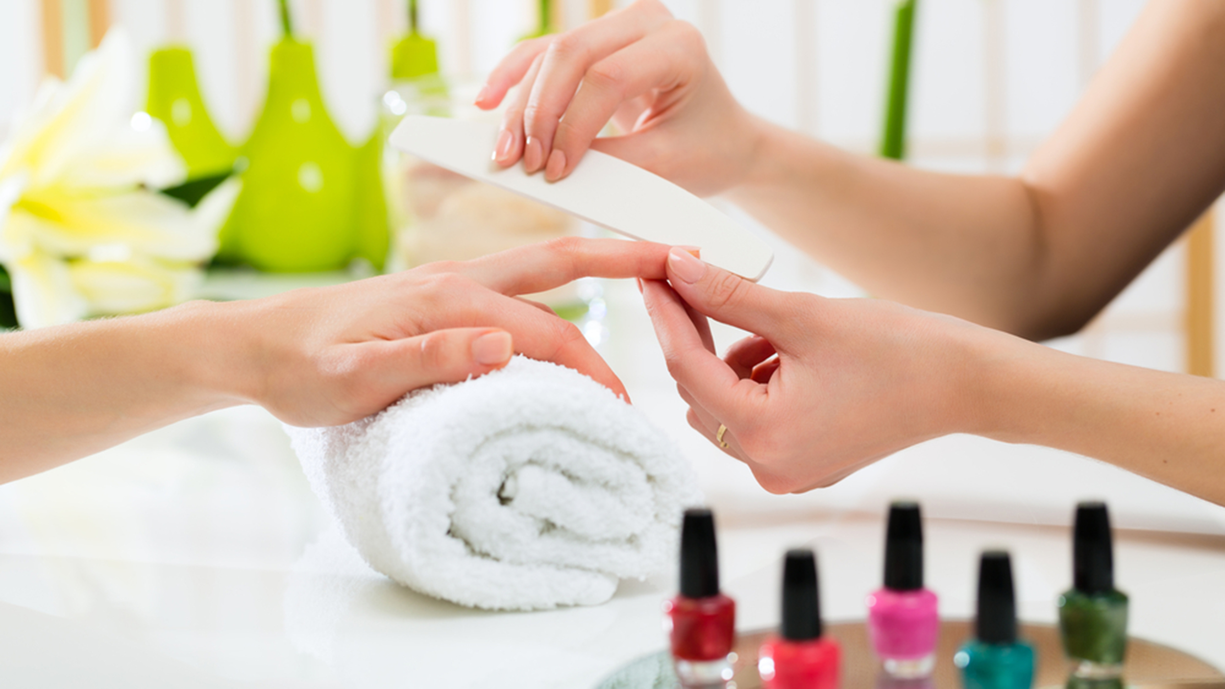 Nail salon etiquette How much should you tip  TODAYcom