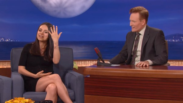 Mila Kunis Reveals And Ashton Kutcher Frugal
