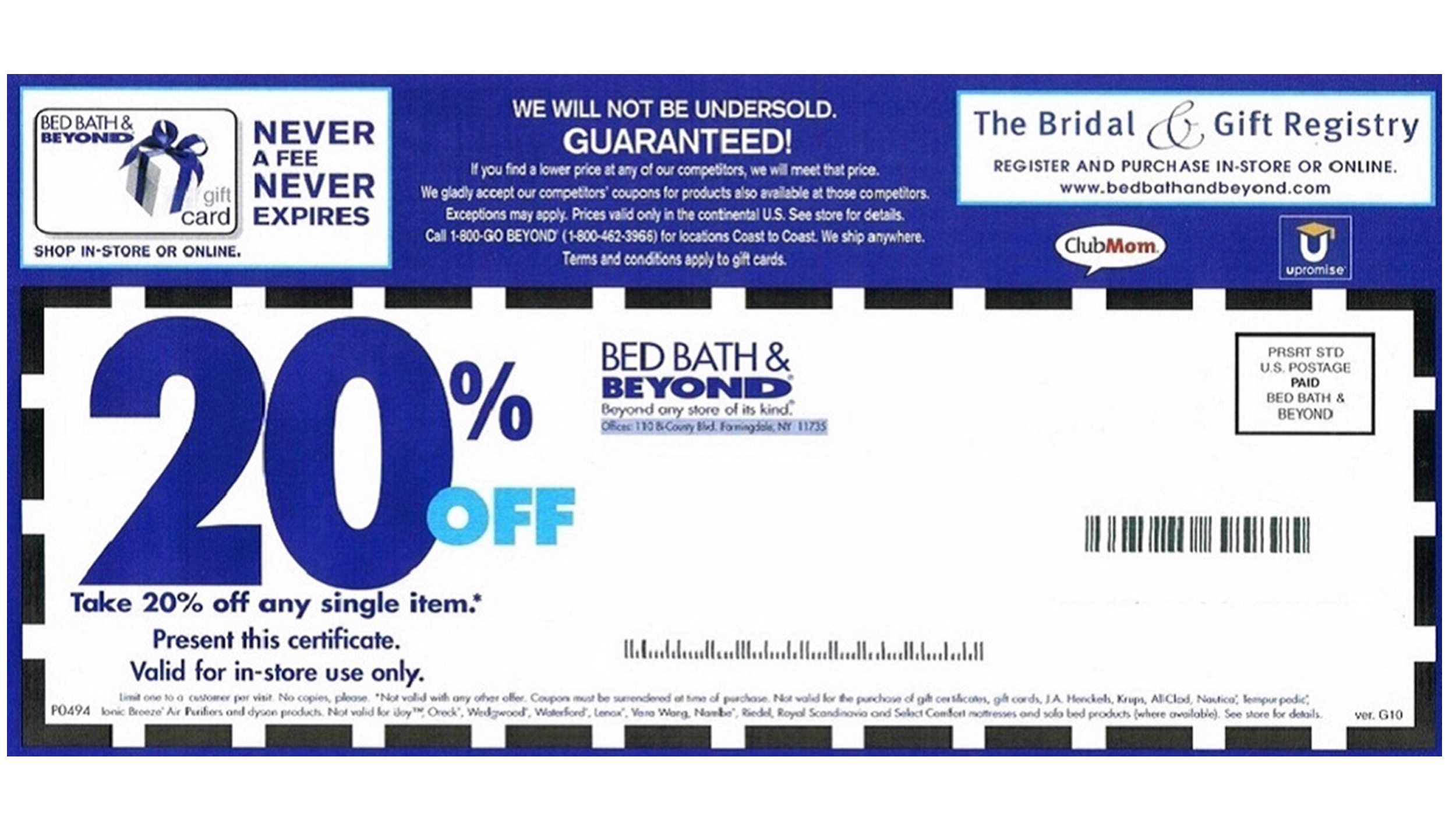 bed bath and beyond might be getting rid of those coupons you ve been hoarding