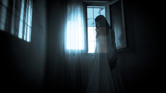 Have you seen a ghost? There are medical reasons