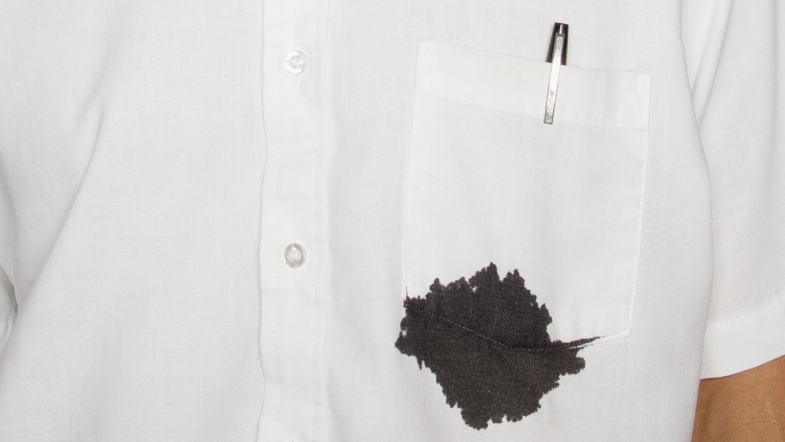 How to treat ink stains on your clothes and carpet  TODAYcom