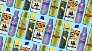 drugstore hair products used