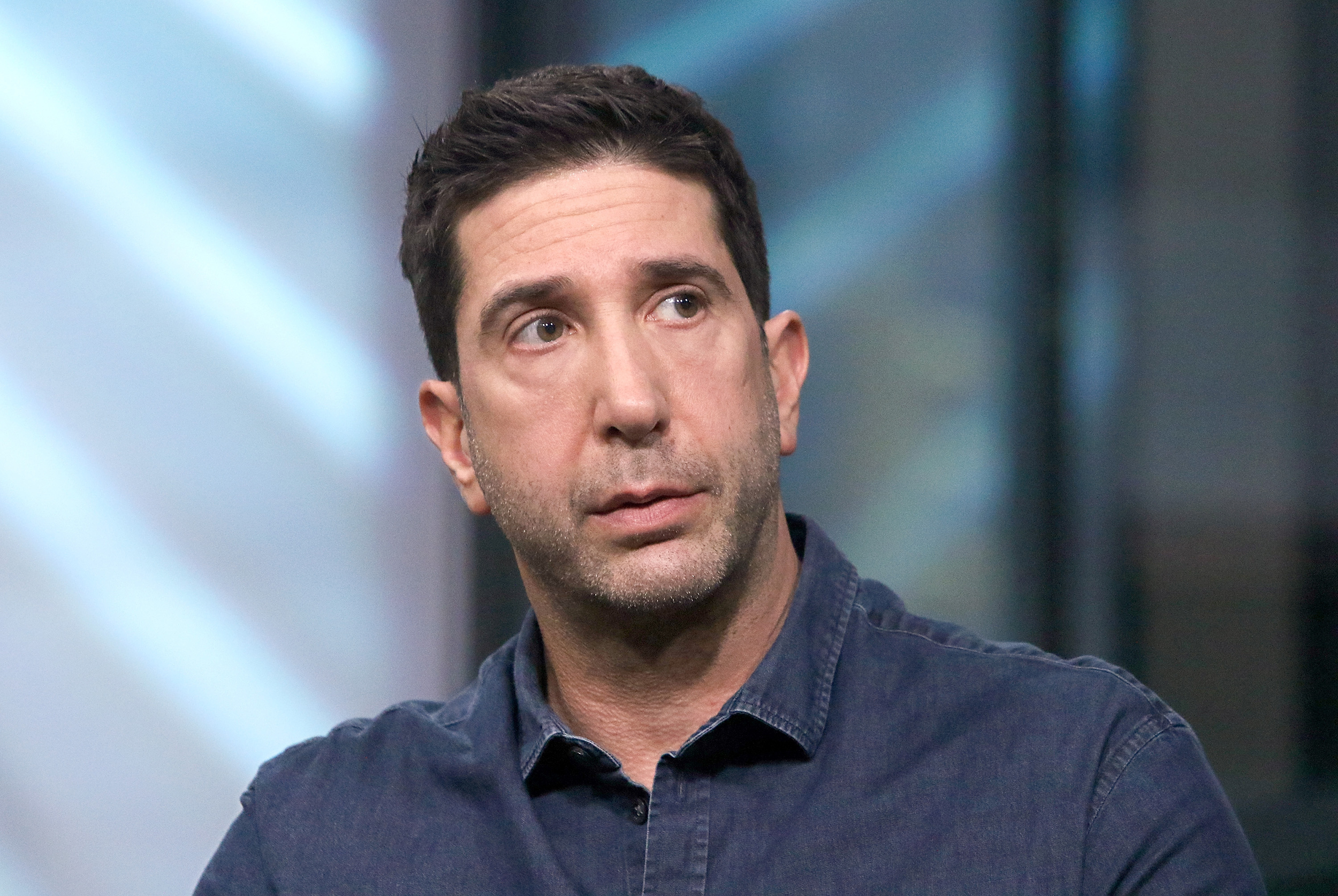 David Schwimmer Sexual harassment must end so my daughter doesnt endure what my mom did