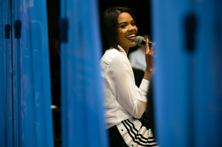 YouTube tested, Trump approved: How Candace Owens suddenly became ...