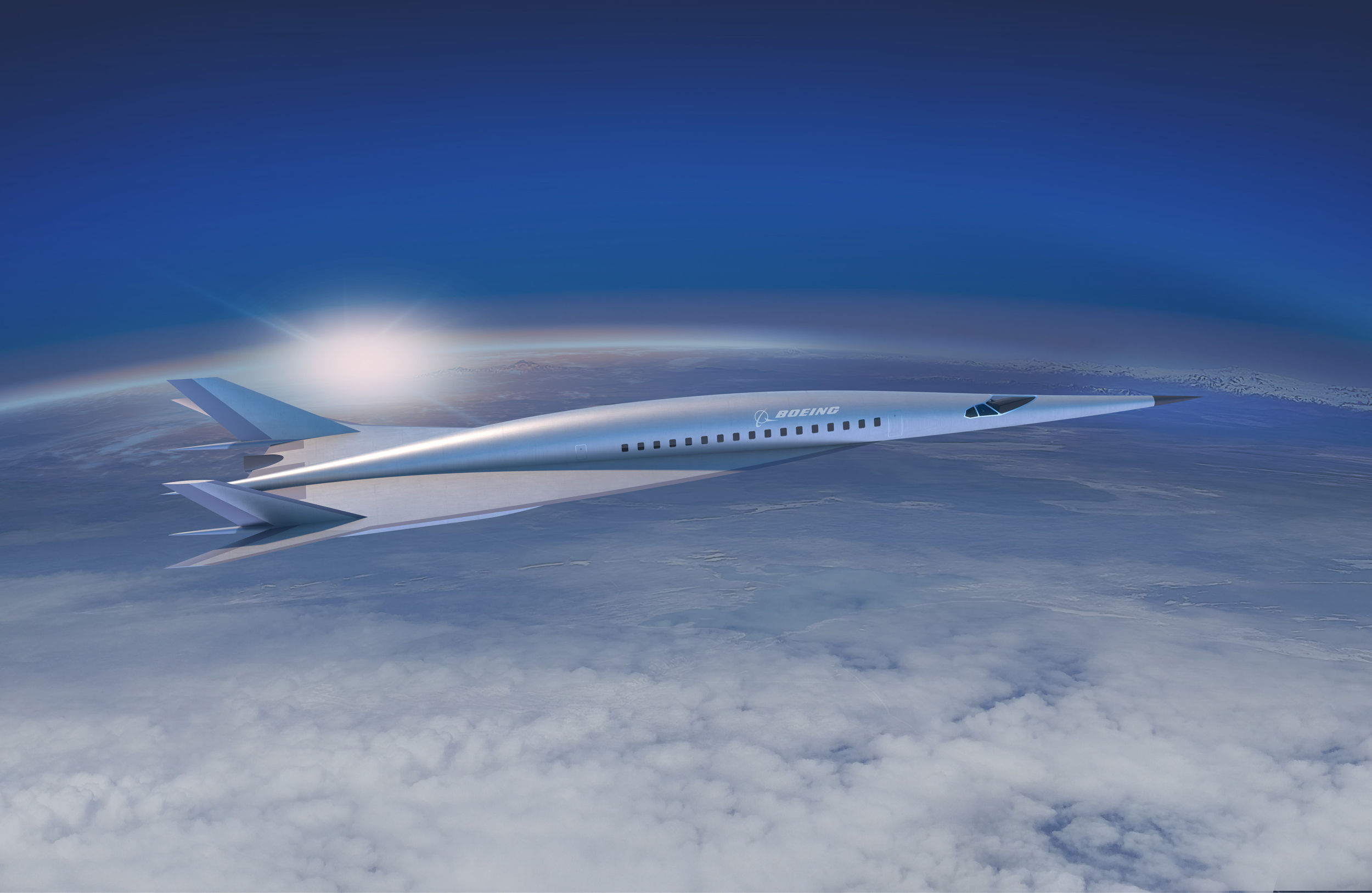 boeing s planned hypersonic