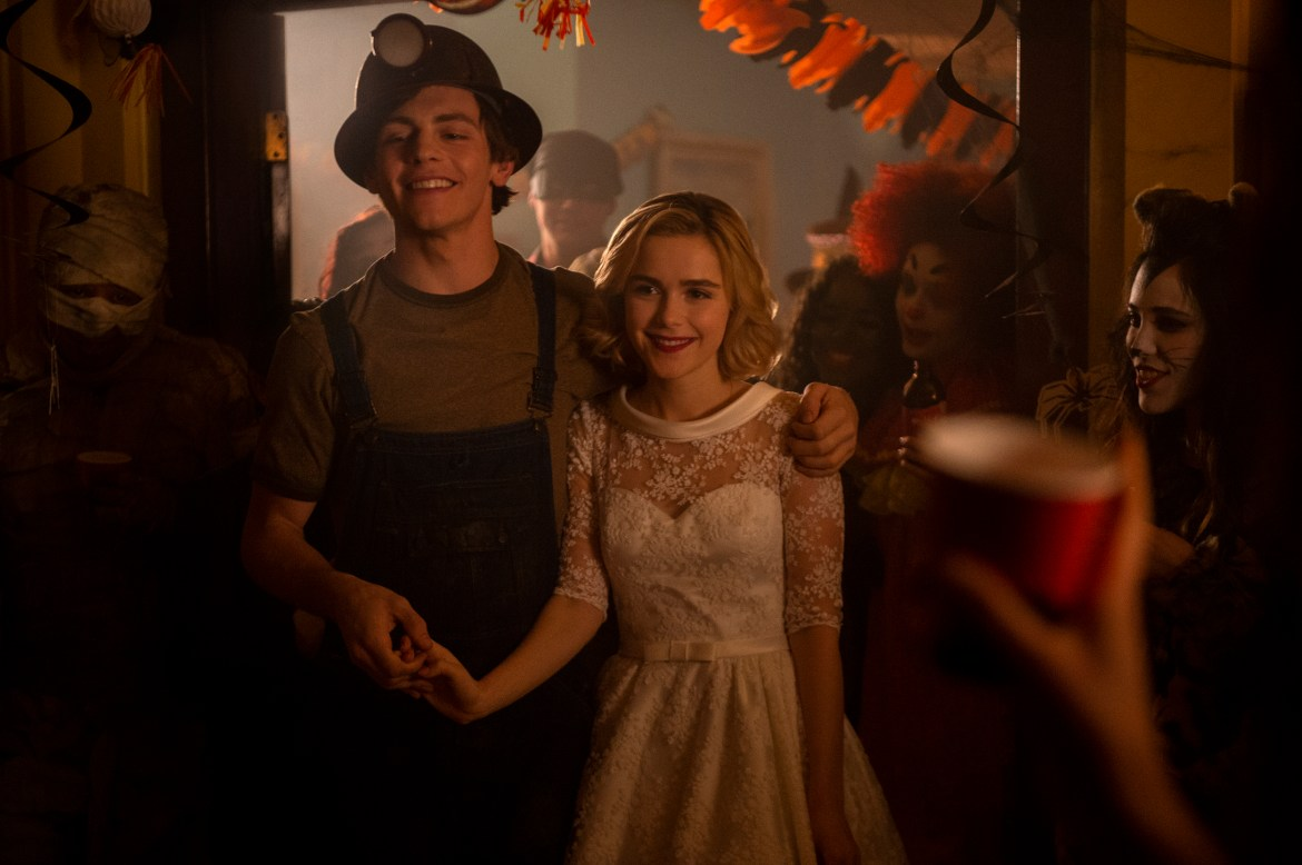 Chilling Adventures of Sabrina and Riverdale Crossover Might Happen