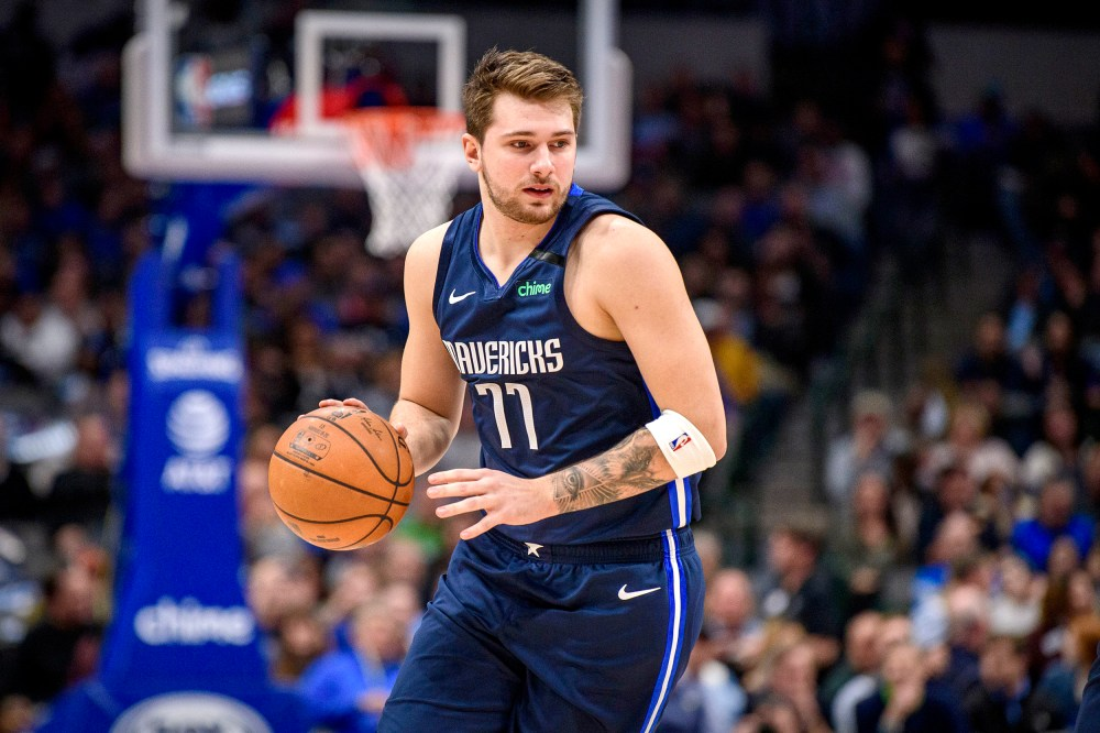2020 NBA All-Star Game starter Luka Doncic is making triple-doubles  impressive again