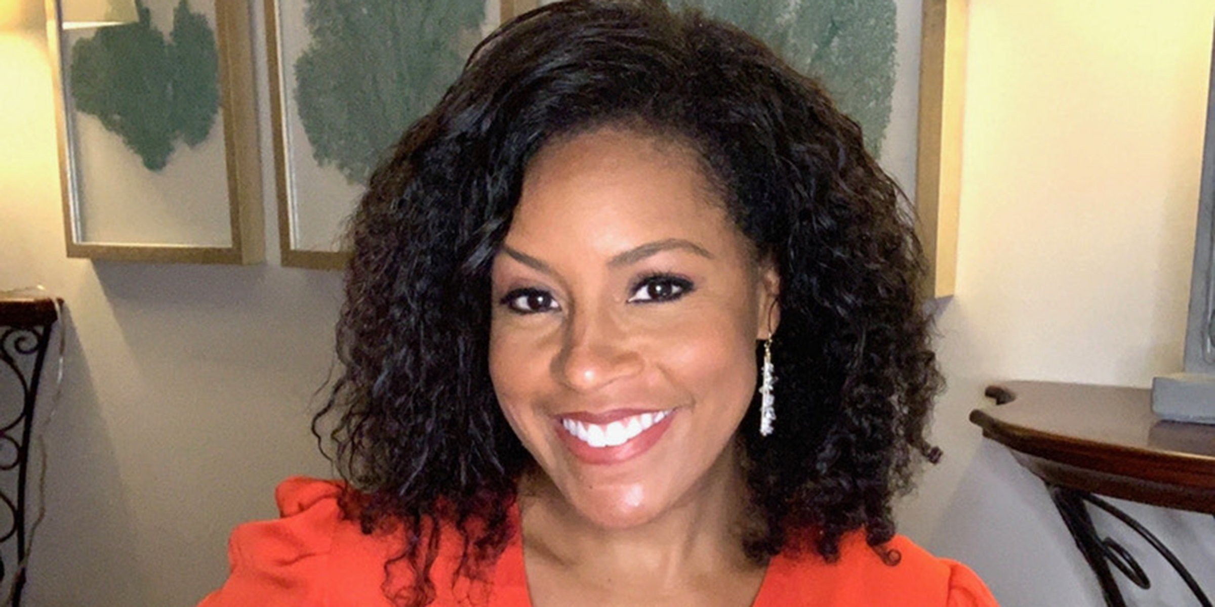 Sheinelle Jones Explains Why She S Embracing Her Natural Hair On Air