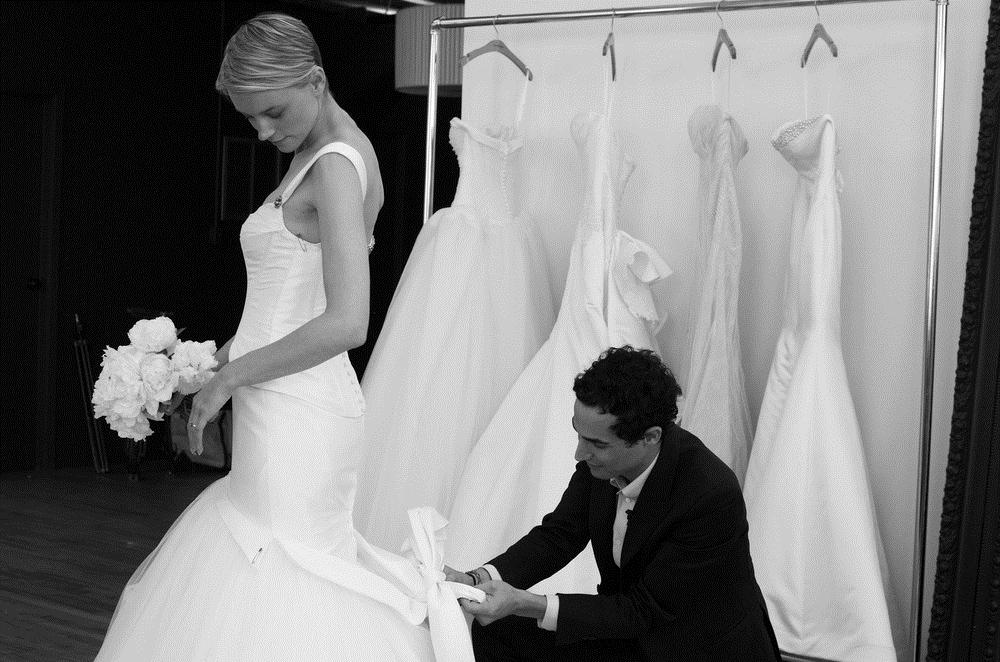 Check Out Zac Posen's Affordable Wedding Gowns For Brides