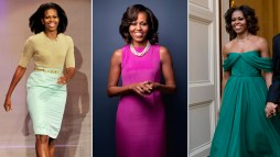 Michelle Obama Dress Today