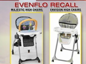 evenflo high chair easy fold recall swimming pool floating chairs large of for choking hazard health children s nbc news