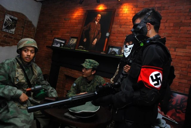INDONESIA-GERMANY-HISTORY-NAZI-WWII
