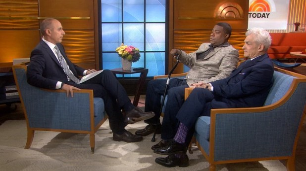 Tracy Morgan speaks out for the first time since his accident