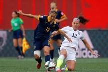 Australia vs USA Soccer World Cup