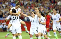 Us Women's Soccer Team World Cup 2015