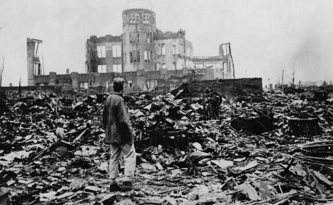 Hiroshima 70th Anniversary Nuclear Bomb Should Never Be