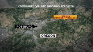 Oregon College Shooting