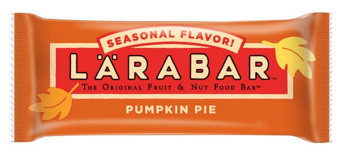 Image result for pumpkin spice larabar