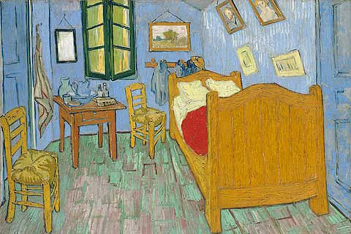 Art Institute of Chicago Rents Replica of Van Gogh