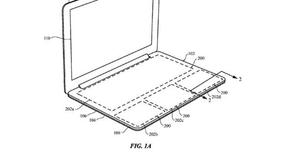 Apple Patent Imagines a Keyboard without Keys
