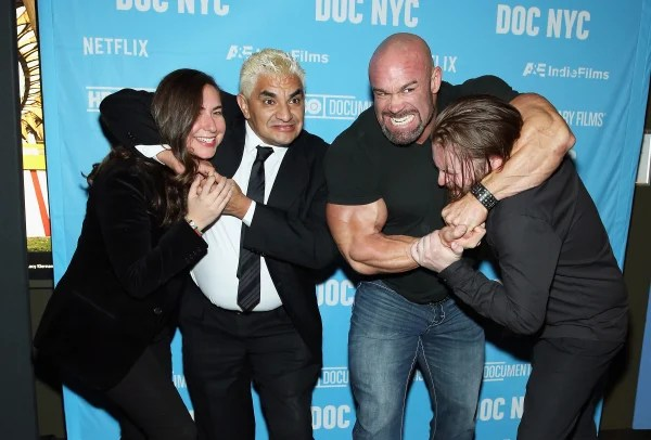 "DOC NYC 2015 Premiere Of ""Lucha Mexico"""