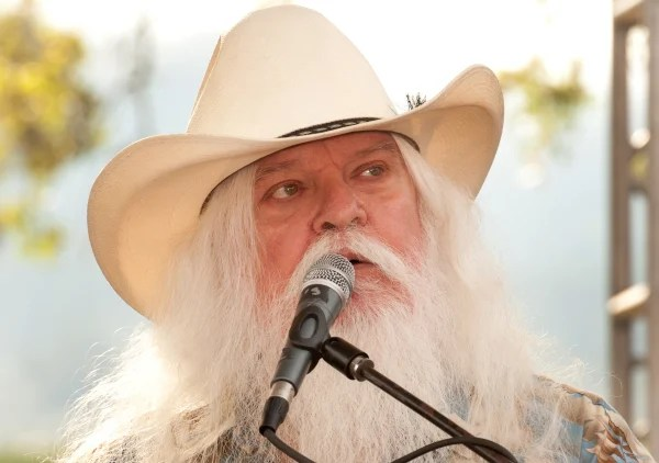 Image: Leon Russell