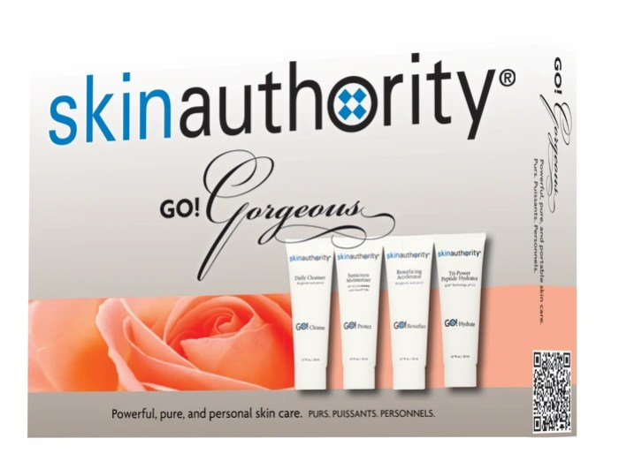 SkinAuthority deal