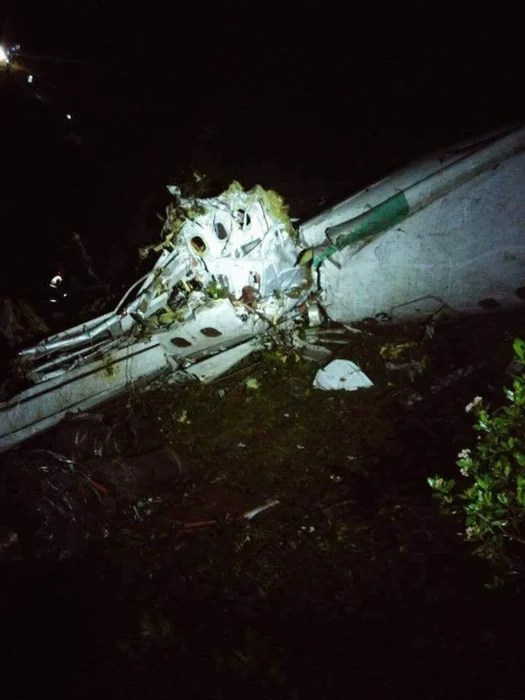 Image: LaMia Flight 2933