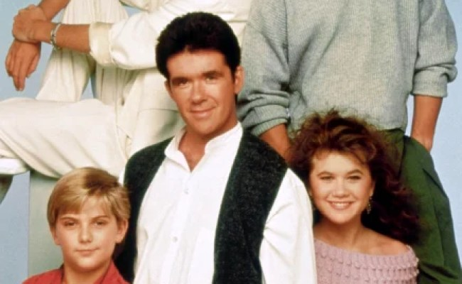 Growing Pains Kids Reunite And Remember Alan Thicke He