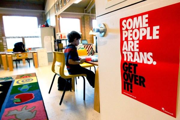 U. School Antidote Transgender Discrimination