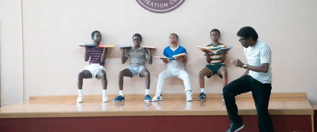 Image result for new edition movie kids