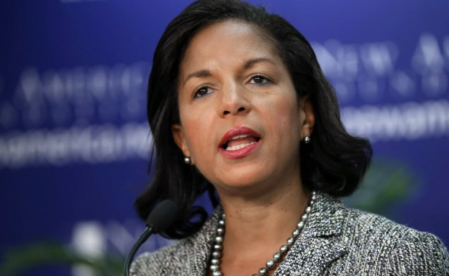 Susan Rice Speaks Out On Unmasking Accusations I