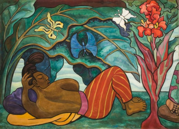 Mexican Artist Diego Rivera Paintings