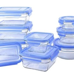Rubbermaid Kitchen Storage Containers Organizer Ideas Rubbermaid, Pyrex And More: Why We Love These Food ...