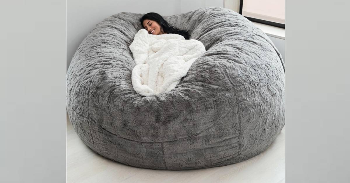 The LoveSac pillow and other comfy chairs to try this winter
