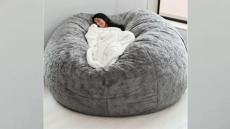 buy easy chair online large armless slipcover the lovesac pillow and other comfy chairs to try this winter