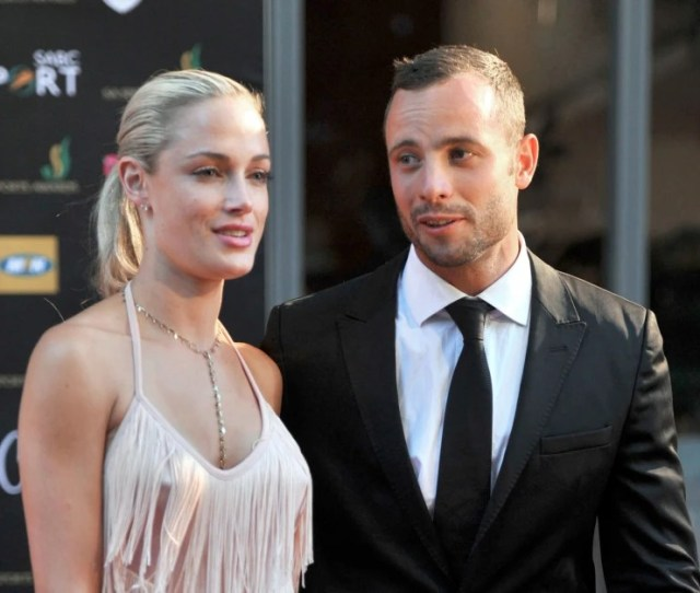 Oscar Pistorius Murder Sentence More Than Doubled After Appeal Image Oscar Pistorius And Reeva Steenkamp