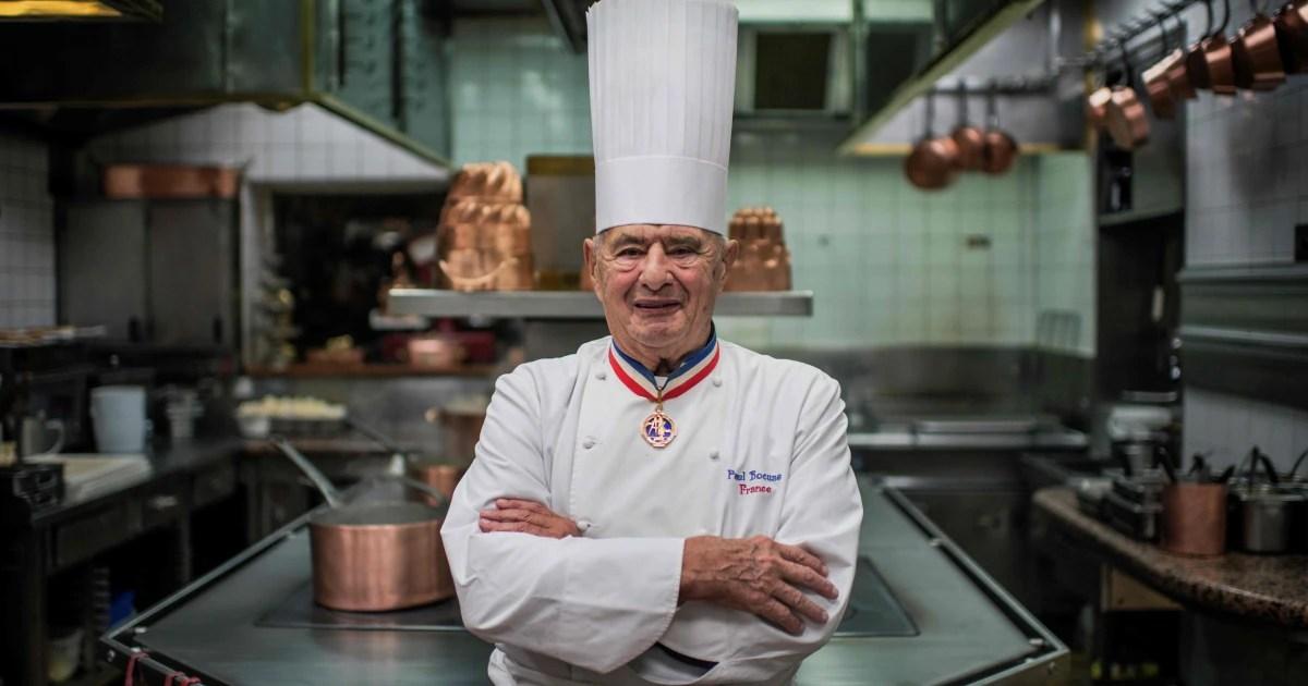 Paul Bocuse Globe Trotting Master Of French Cuisine Dies