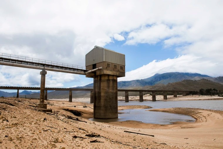 Water Crisis Grips Cape Town South Africa After Drought