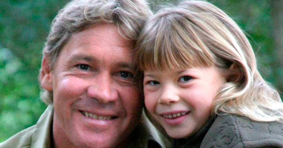 Bindi Irwin shares emotional video of her late dad