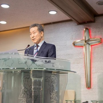Image: South Korean pastor Ki-won Chun