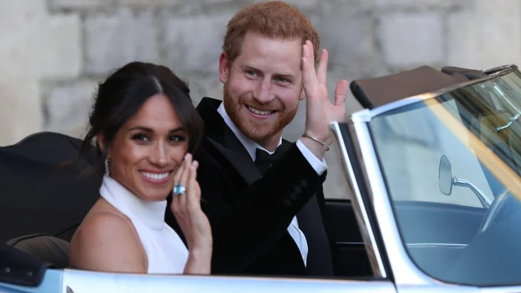 Wedding Of Prince Harry And Meghan Markle Trending Now 7