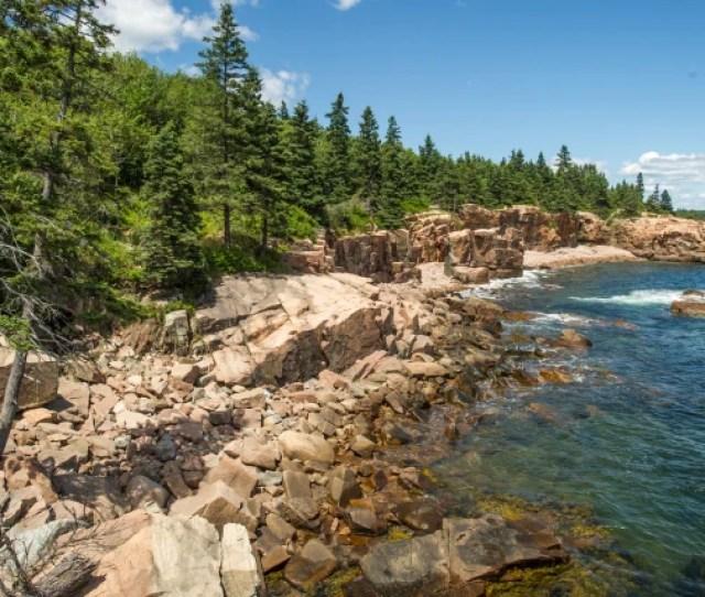Acadia National Park Bar Harbor Maine